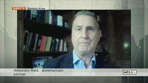 Recordem l'assassinat de Gustau Muñoz l'11 de setembre de 1978 amb l'advocat Alejandro Nató