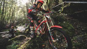 Laia Sanz, campiona del món de trial