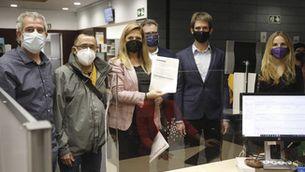 Acord a Badalona: PSC, ERC, En Comú i Junts governaran després de la moció a Albiol