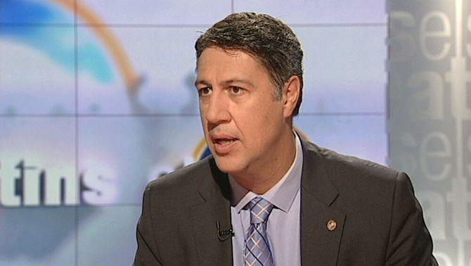 """L'alcalde de Badalona, Xavier García Albiol, a """"Els matins"""" de TV3"""