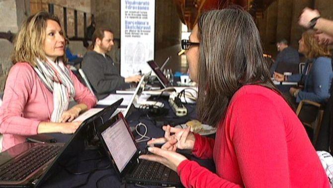 El Museu Marítim acull una viquimarató per commemorar els 12 anys de Viquipèdia en català