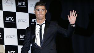 Cristiano Ronaldo és una icona publicitària (Foto: Reuters)