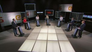 El debat de TV3 i Catalunya Ràdio