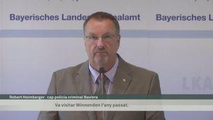 L'atacant de Munic va planificar el tiroteig durant un any i va comprar l'arma per internet