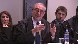Els advocats de Mas i Ortega exposen les conclusions