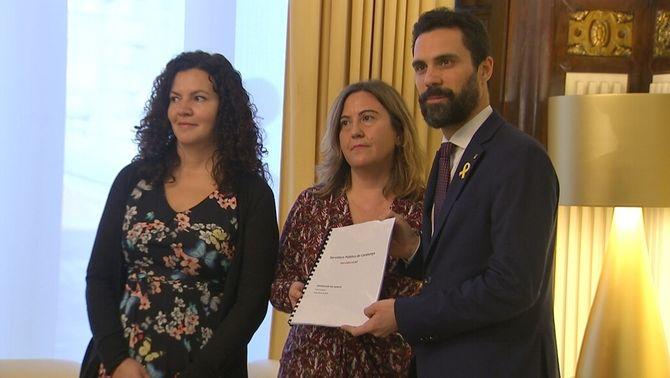 """Funcionaris de la Generalitat alerten sobre el 155: """"No podem aguantar més"""""""