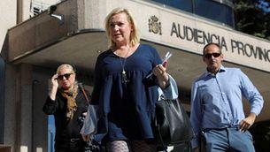 Inés Madrigal, el primer cas de nadó robat que ha arribat a judici (EFE)