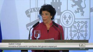 El govern espanyol omet el dictamen del Consell d'Estat