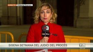 Telenotícies vespre - 19/03/2019