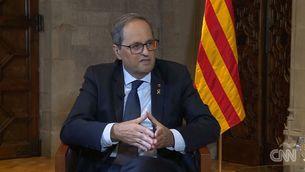 """Torra acusa Sánchez d'aprofitar la situació a Catalunya per fer """"electoralisme"""""""