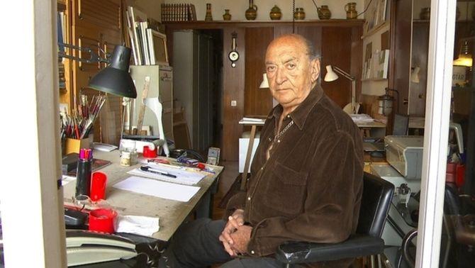 Mor Lluís Bargalló, il·lustrador de les capses de Madelman, Scalextric i Ibertren