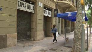 Un de cada quatre bars i restaurants de Barcelona desapareixerà