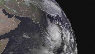 El supercicló Amphan posa en alerta l'Índia i Bangladesh