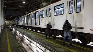 """Barcelona Showdown"", 40 anys de grafitis al metro de Barcelona"
