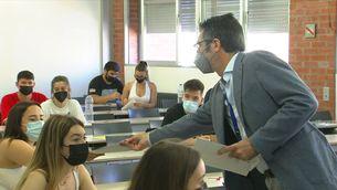 Comença la selectivitat amb l'ordre del TSJC d'informar l'alumnat de la lliure elecció de llengua