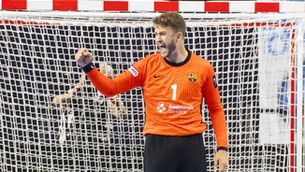 Gonzalo guia el Barça cap a la final (31-26)