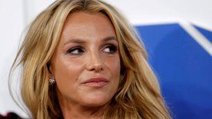 Spears, en una imatge de 2016 als MTV Video Music Awards (Reuters/Eduardo Munoz)