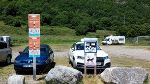 Càmpings contra autocaravanes: competència deslleial?