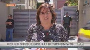 Telenotícies migdia - 23/07/2015
