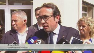 Declaracions de Josep Rull