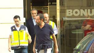 Detingut l'expresident del Barça Sandro Rosell per blanqueig de capital