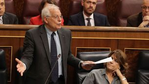 Josep Borrell al Congrés