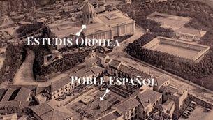 Orphea, els primers estudis de cinema sonors