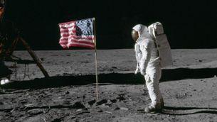 La missió Apolo 11: mig segle del primer viatge tripulat que va arribar a la Lluna