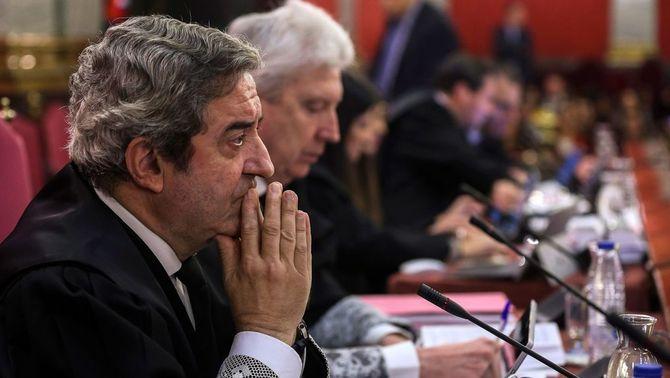 El fiscal Zaragoza rebutja rebaixar el delicte de sedició i en proposa de nous