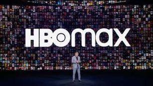 Una instantània de la presentació de la plataforma HBO Max