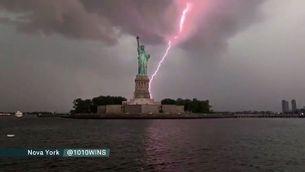 Tempesta a Nova York