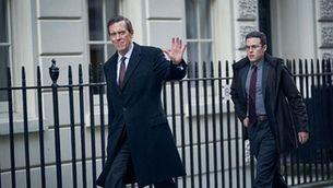 "Hugh Laurie, protagonista de la sèrie política ""Roadkill"", que s'emet a Movistar+"