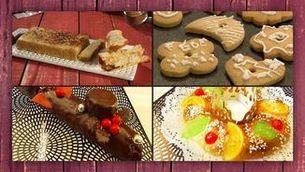 Torrons, galetes i pastissos de Nadal