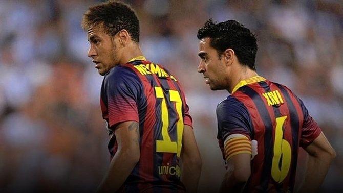 """Xavi: """"Neymar es va equivocar i vam haver de demanar disculpes"""""""