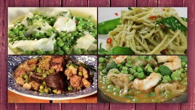 Els pèsols: receptes i consells per cuinar aquest llegum