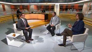 Parlem del fotògraf Antoni Campañà amb Josep Serra i Arnau González Vilalta