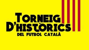 El cartell del Torneig d'Històrics