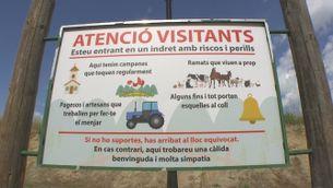 Marçà alerta als visitants que al poble sonen campanes i no pensen canviar
