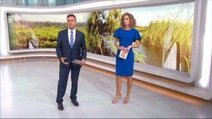 Telenotícies cap de setmana migdia - 18/09/2021