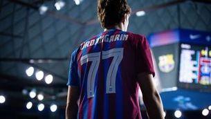 Pablo Urdangarin, fill dels ducs de Palma, debuta amb el Barça