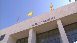 Façana de l'Ajuntament de Cambrils.