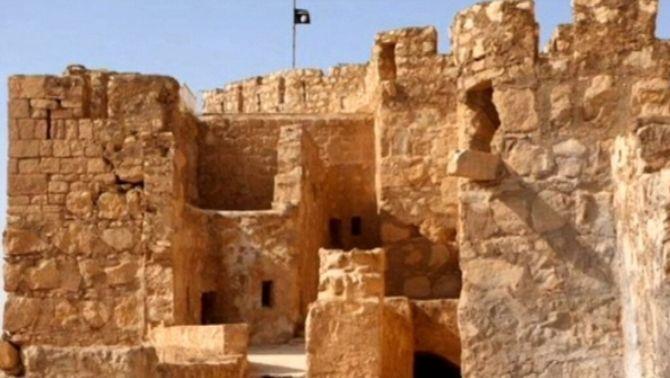 Ciutadella del barri històric de Palmira