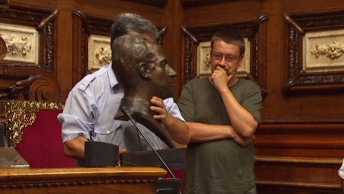L'historiador Xavier Domènech serà el candidat de Podem, Iniciativa i EUiA el 20-D