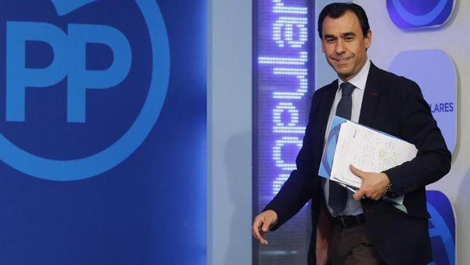 El vicesecretari d'Organització del PP, Fernando Martínez-Maíllo, diu que no facilitaran cap investidura que no sigui d'un candidat del PP…
