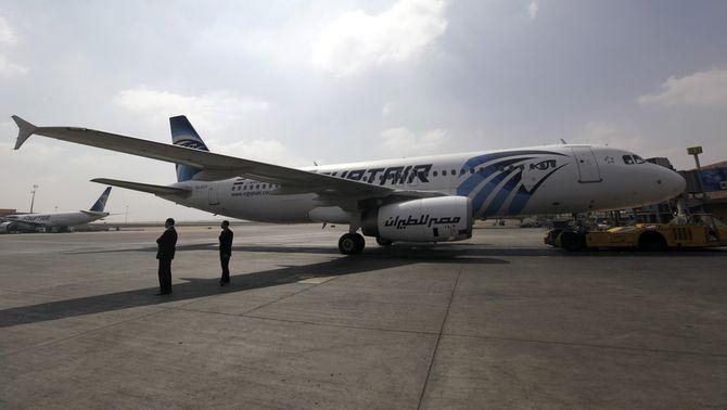 Recuperades les dues caixes negres de l'avió d'EgyptAir estavellat el mes passat