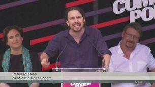 Podem: acte central a Catalunya