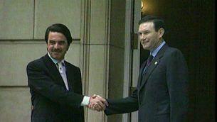 El pla Ibarretxe, el dia que el TC va rebutjar una impugnació del govern espanyol