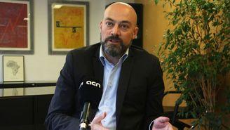 Saül Gordillo, director de Catalunya Ràdio (ACN)