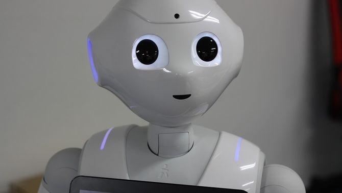 Un robot ajudarà els pacients i els farà companyia en hospitals catalans