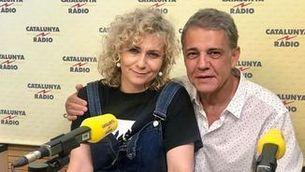 """Joaquim Maria Puyal amb la Mònica Terribas a """"El matí"""""""
